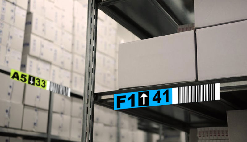 Warehouse Labels 4