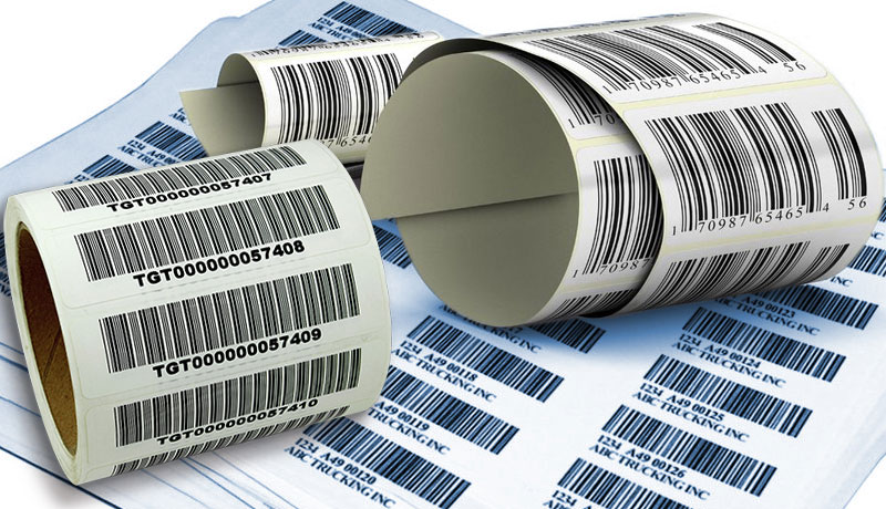 Barcode Labels 4