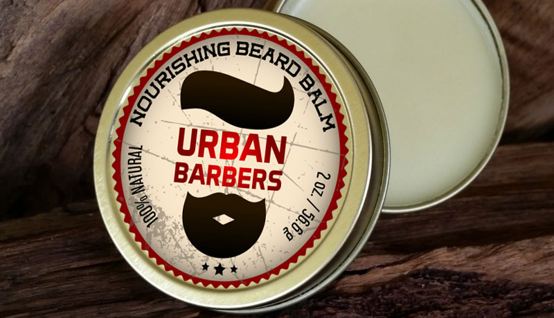 Beard Balm Labels 2