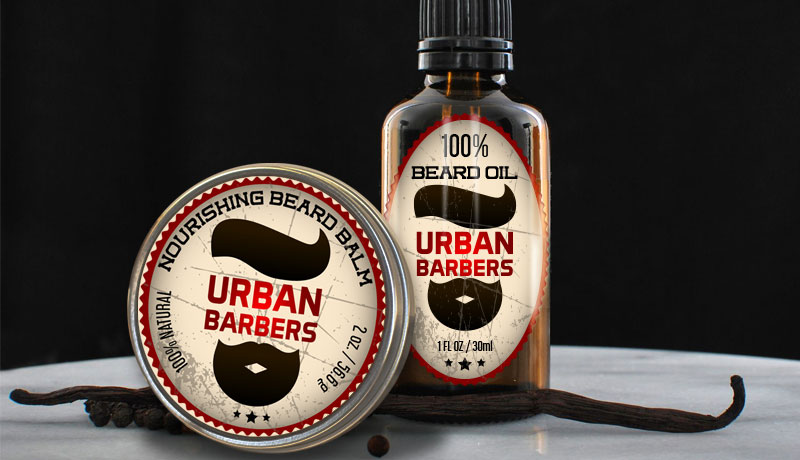 Beard Balm Labels 4