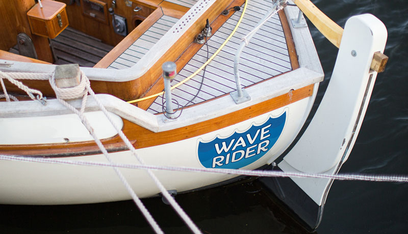 Boat Decals 1