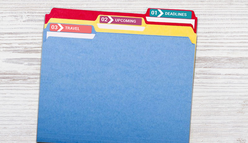 File Folder Labels 1