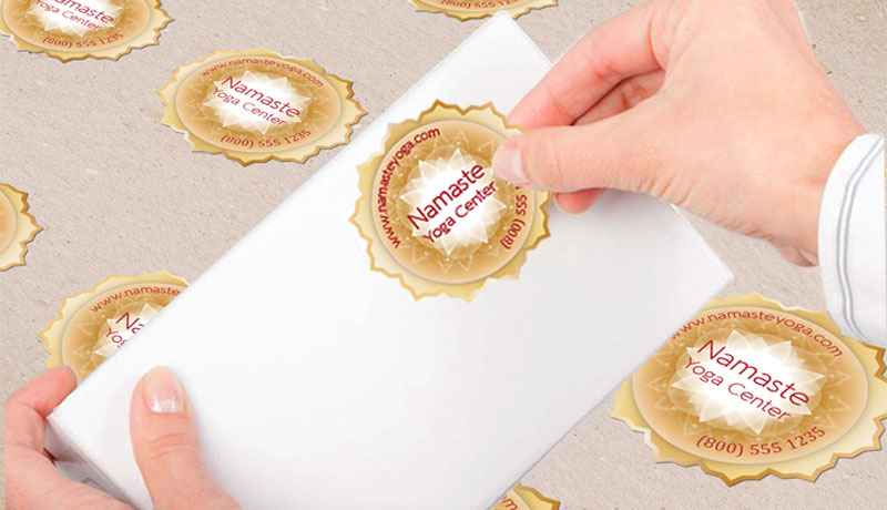 Foil labels 2