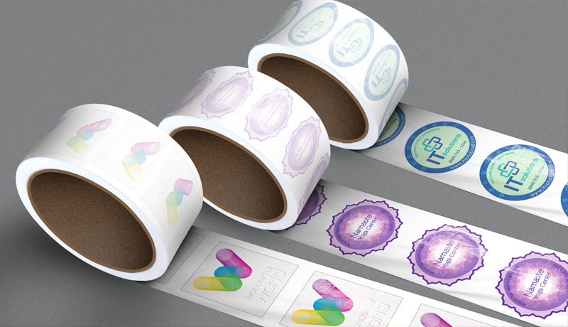 Roll Labels 3