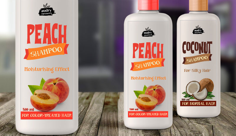 Shampoo Labels 2
