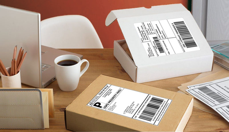 Shipping Labels 2