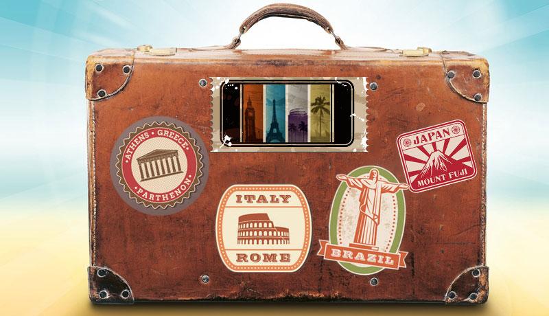 Travel Stickers 2