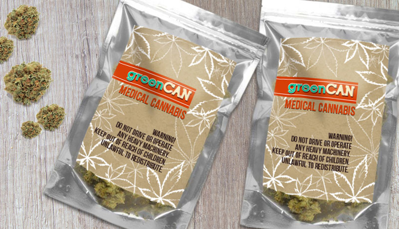 Medical Marijuana Labels 1