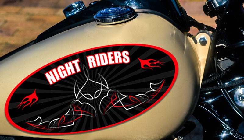 Motorcycle Decals 3