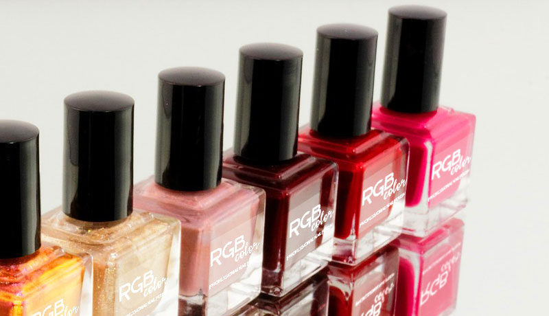 Nail Polish Labels 1