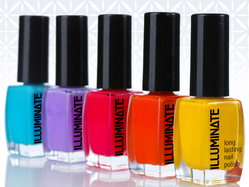 Nail Polish Labels