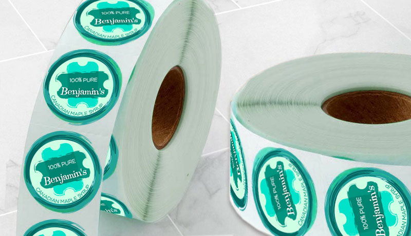Custom Roll Labels High Quality Printing Solutions