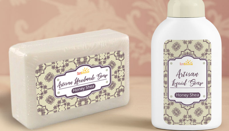 Soap Labels 3