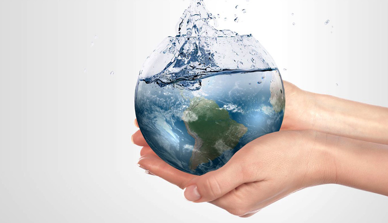 Water - the Essential Life-Sustaining Element