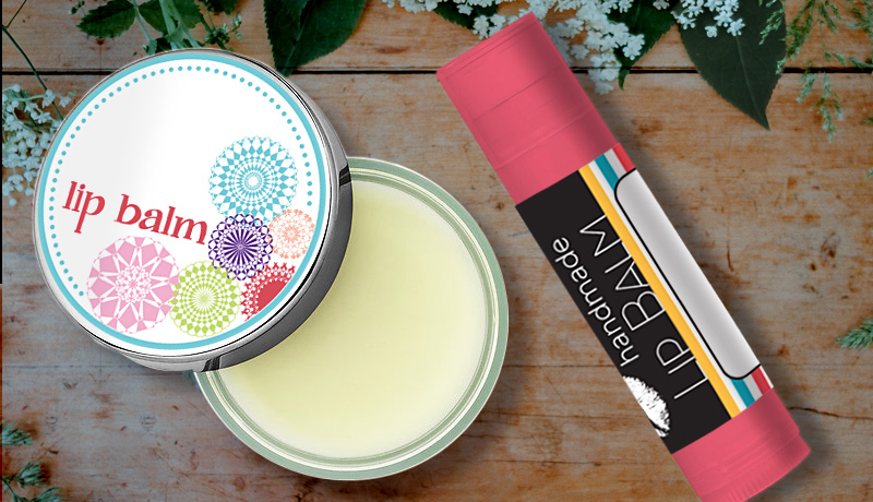 Free Lip Balm Labels Template For Small Business Owners