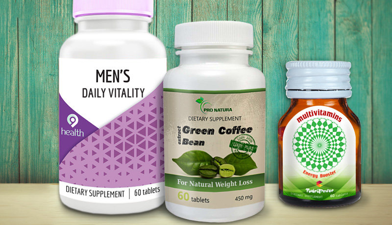 Supplement Labels 1